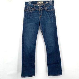 BKE Buckle Harper Boot Jeans 26R Boot Cut Gems